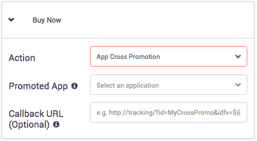 App Cross Promotion